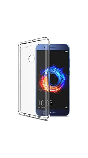BLUEPRIDE Transparent Back Cover HUAWEI HONOR 8 PRO