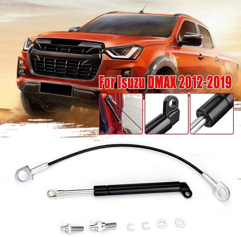 For Isuzu DMAX 2012-2019 1Pcs Tailgate Slow Down Rear Trunk Tail Gate Strut Damper Gas Spring Seven Continents Gas Shock Strut