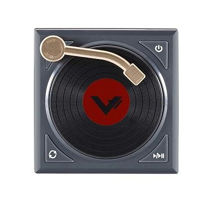 Amazon com: Vintage Bluetooth Speaker - Retro Wireless