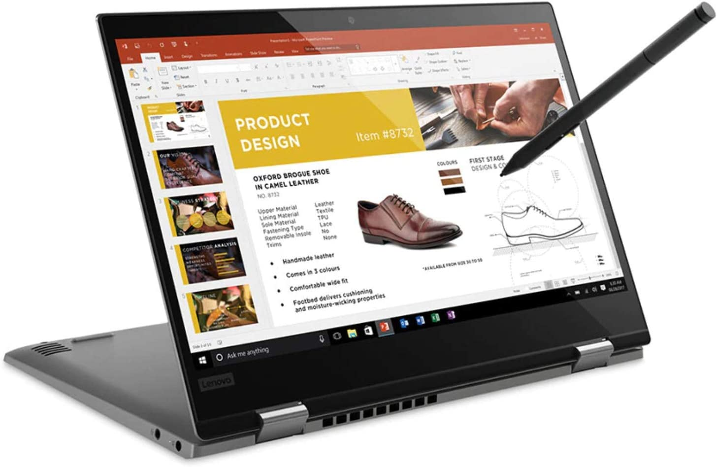 "2019 Lenovo Yoga 720-12IKB Multi-Touch Performance Intel Core i7-7500U 2.70GHz up to 3.5GHz, 8GB DDR4, 512GB SSD 12.5"" FHD(1920x1080) Touchscreen, Fingerprint Reader, Win 10"