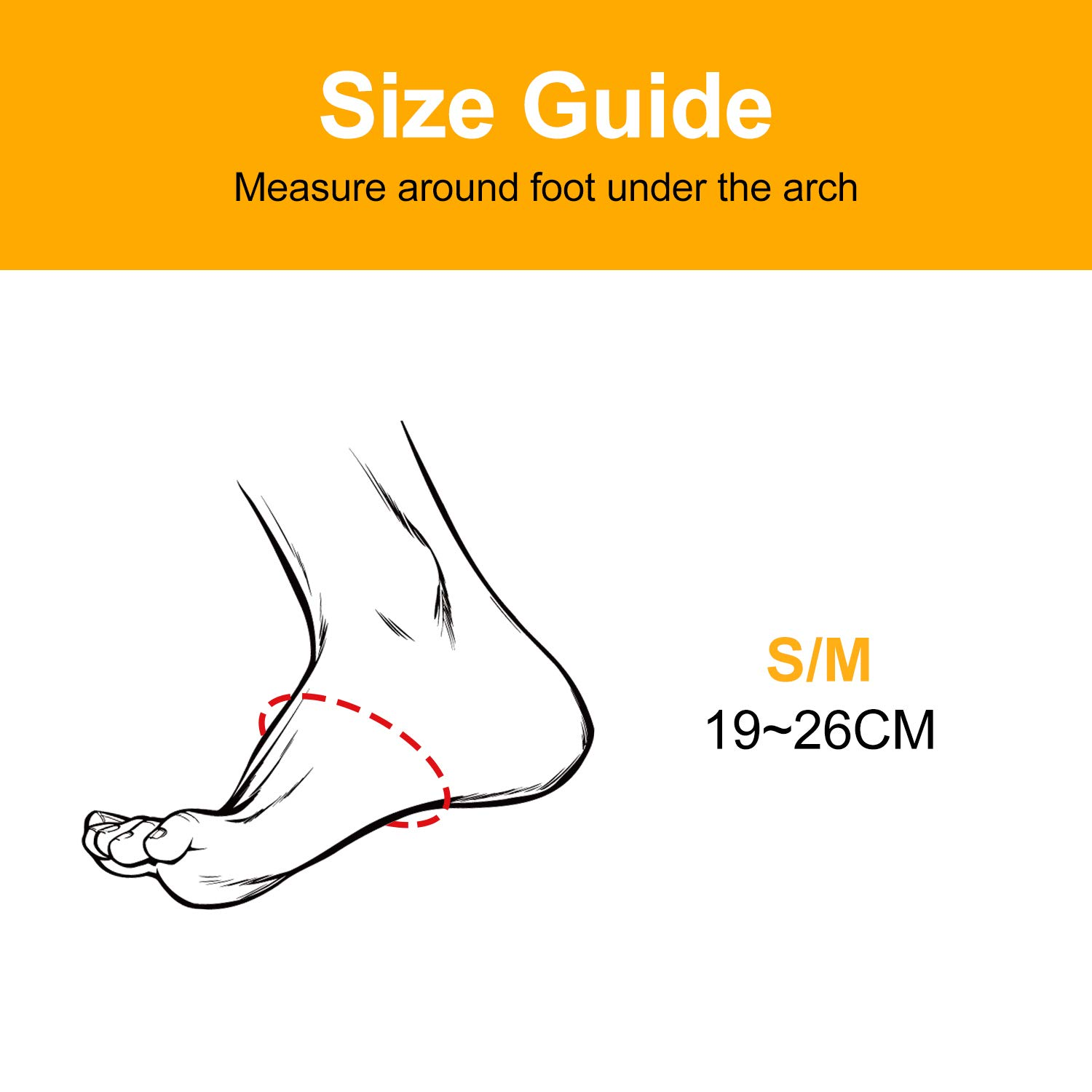 SENWOW Ankle Support, Adjustable Ankle Brace for Sports Running and Sprain Recovery, Protects Against Arthritis (Sold as Single Item)