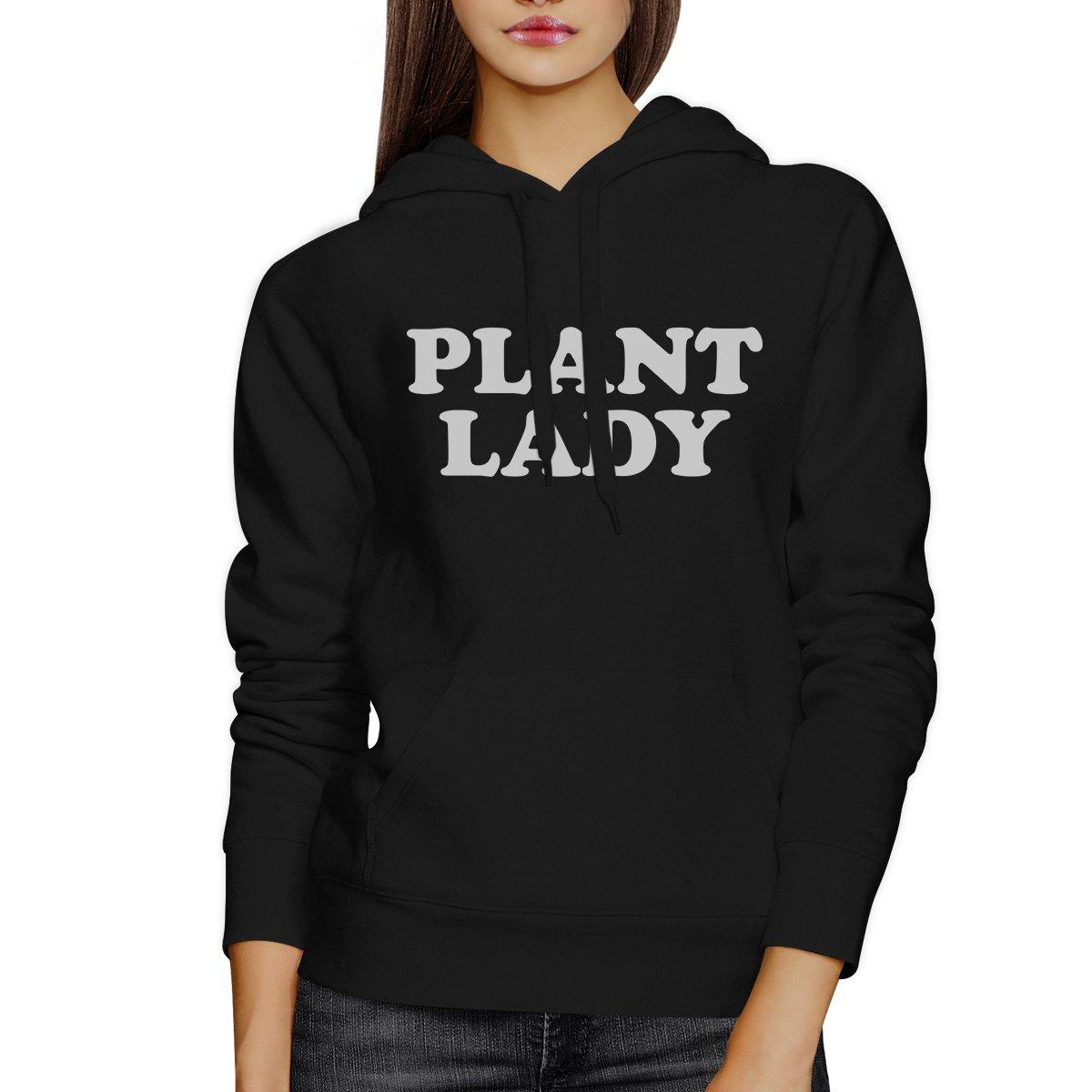 365 Printing Black Unisex Hoodie Sweatshirt Cute Flower Graphic Fleece Gift Idea 365 Printing inc SSHD_01_REGULAR