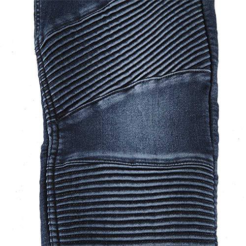 Azul Jeans Overlap Ruta Stradale Homologados Mujer 24 Talla APpyX6qp