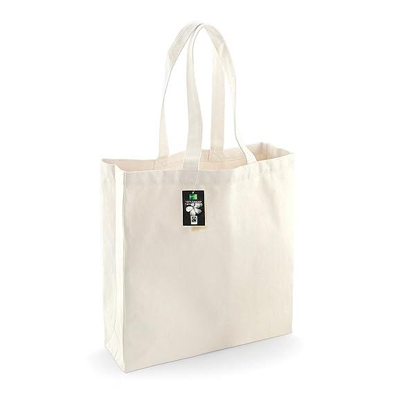 Westford Mill bolsas clásicas de algodón certificadas de ...