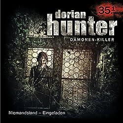 Niemandsland - Eingeladen (Dorian Hunter 35.1)