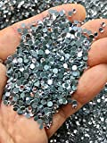 ROCOCO DESIGNS Full Bag of 72,000PCS!! Iron On Loose Crystal Sparkly Rhinestone 3mm 10ss CLEAR Loose Hot Fix Great For Iron On Crafts