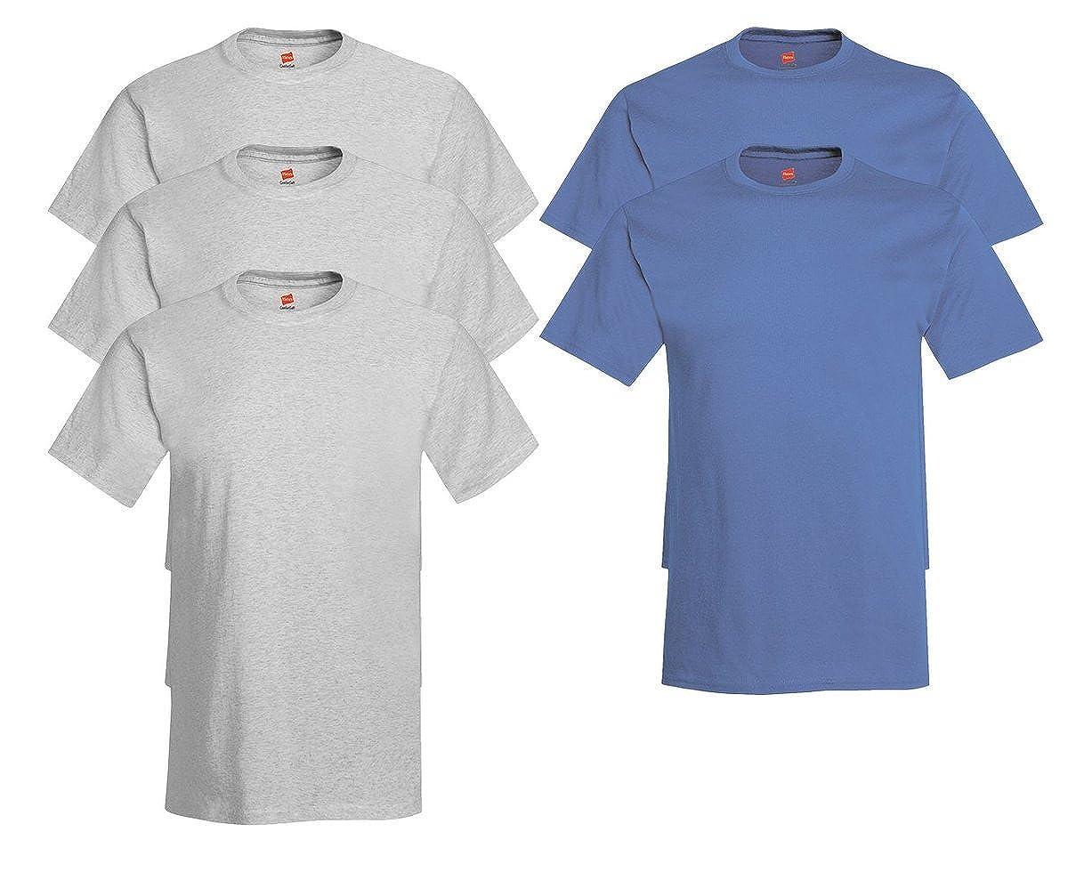 Hanes mens comfortsoft® crew neck t- 5 pack Hanesbrands Inc. - Mens Underwear 5280