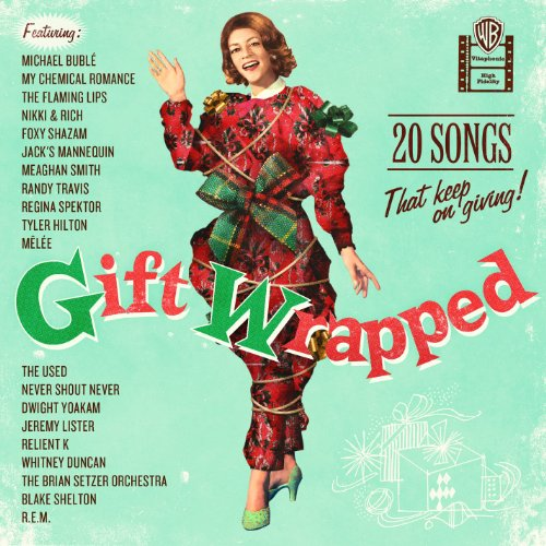 Gift Wrapped Songs That Giving