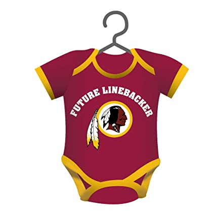Image Unavailable. Image not available for. Color  Team Sports America NFL  Washington Redskins Baby Shirt ... a9d38e1ad