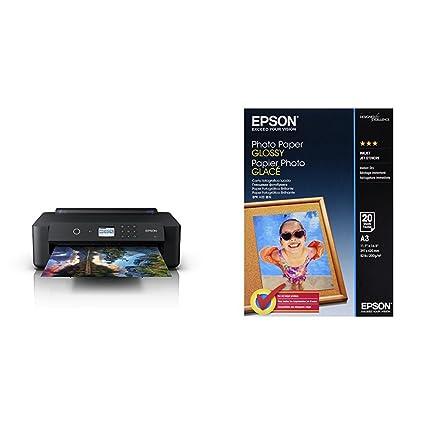 Epson Expression Photo HD XP-15000 Impresora color + Papel ...