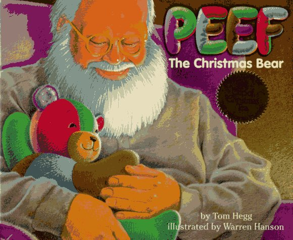 (Peef the Christmas Bear (Peef the)