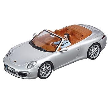 Carrera Evolution - Porsche 911 S Cabriolet (20027535): Amazon.es: Juguetes y juegos