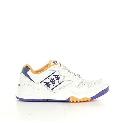 Kappa Chaussures 40 De 3031l40 Homme Blanc Tennis CC0U5Pwqr