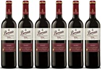 Beronia Crianza Vino D.O.Ca. Rioja - 6 Botellas de 750 ml - Total: 4500 ml
