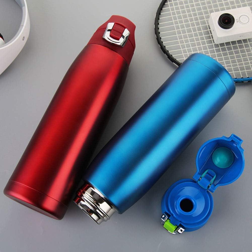Sottovuoto Sports Pot Pot Coppa in acciaio inossidabile Tazza di isolamento Sport, Bollitore in esecuzione B
