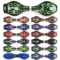 Apollo Waveboard Skateboard in 11 Varianten mit ABEC-7 Lager inkl. Tasche,...