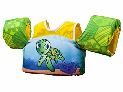 f545098bcf9 Body Glove Paddle Pals Learn to Swim Life Jacket - The Safest U.S. Coast  Guard Approved Learn-to-Swim Aid