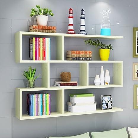 M J Libreria Per Camera Da Letto Con Ripiano Per Vino Colore Acero Amazon It Sport E Tempo Libero