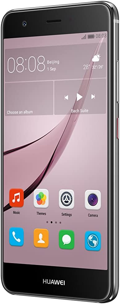 Huawei Nova 4G Gris - Smartphone (12,7 cm (5