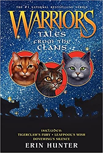 Image result for warriors the novellas