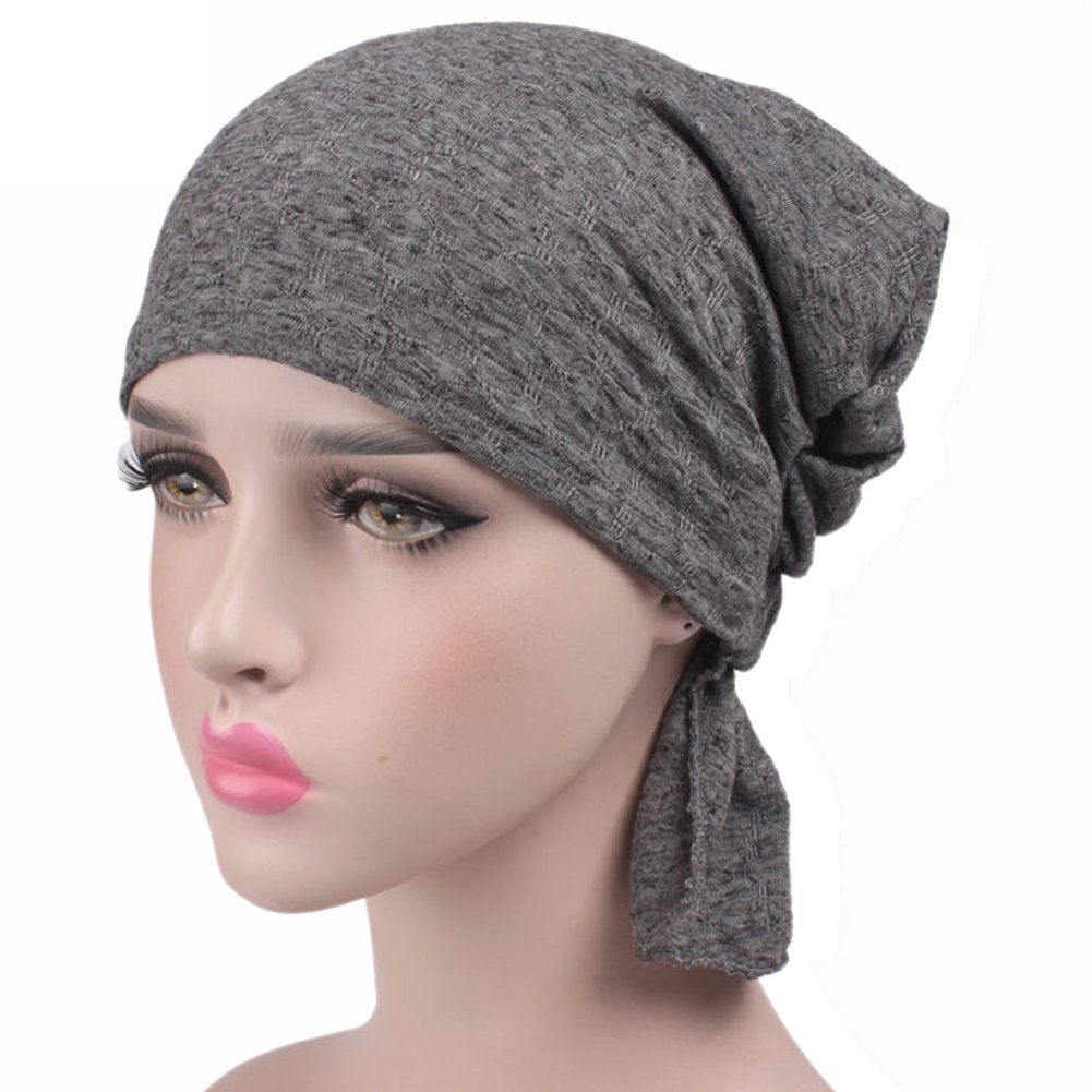 BW Women Head Scarves for Chemo Hair Loss Alopecia