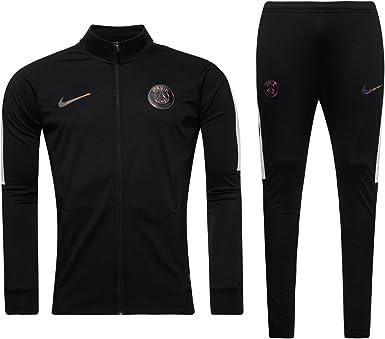 Nike PSG M Nk Dry TRK Suit Sqd W Chándal, Hombre: Amazon.es ...