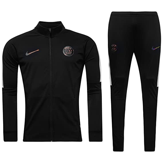 coupon codes in stock pretty nice NIKE - Football - survêtement PSG Squad Juniors