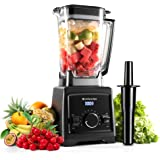 Blender for Shakes and Smoothies, Alfawise 1450W Professional Smoothie Blender, Variable Speed Controls Multi-Function Smoothie Maker/Mixer with BPA-Free Tamper