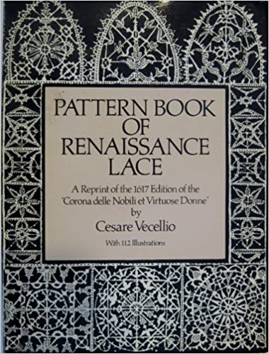 a499821f7674a Pattern Book of Renaissance Lace  Amazon.co.uk  Cesare Vecellio ...