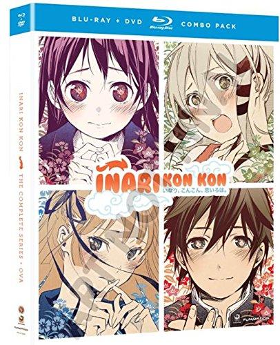 Inari Kon Kon: The Complete Series & OVA [Blu-ray + DVD]
