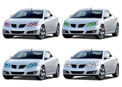 3e42c1ed24f5d Amazon.com: FLASHTECH Pontiac G6 05-10 V.3 Fusion Color Change RGB ...