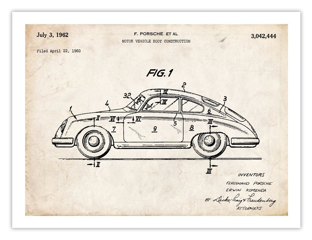 Amazon.com: Steves Poster Store PORSCHE 356 POSTER 1962 PATENT ART on drawings of mini, drawings of crushes, drawings of police vehicles, drawings of gatsby, drawings of maybach, drawings of mitsubishi, drawings of cars, drawings of indian motorcycles, drawings of western star trucks, drawings of hennessey venom gt, drawings of volkswagen, drawings of chevrolet, drawings of yamaha, drawings of delorean, drawings of agera r, drawings of maserati, drawings of plymouth, drawings of evo, drawings of noble, drawings of unic,