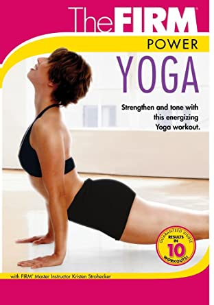 Amazon.com: The Firm: Power Yoga: Kirsten Strohecker: Movies ...
