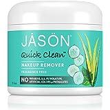 JASON Quick Clean Makeup Remover, 75 Pads