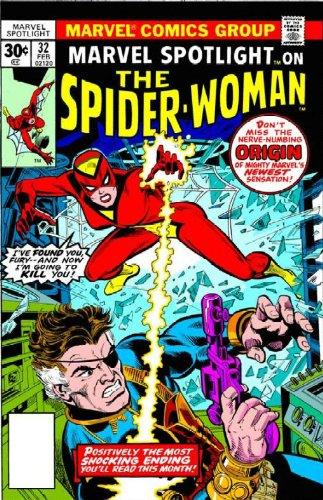 Essential Spider-Woman, Vol. 1 (Marvel Essentials) (v. 1)]()