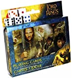 Lord of the Rings Double Deck of Playing Cards in Colorful collector's tin