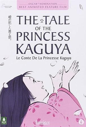 Le Conte De La Princesse Kaguya Amazon Fr Dvd Blu Ray