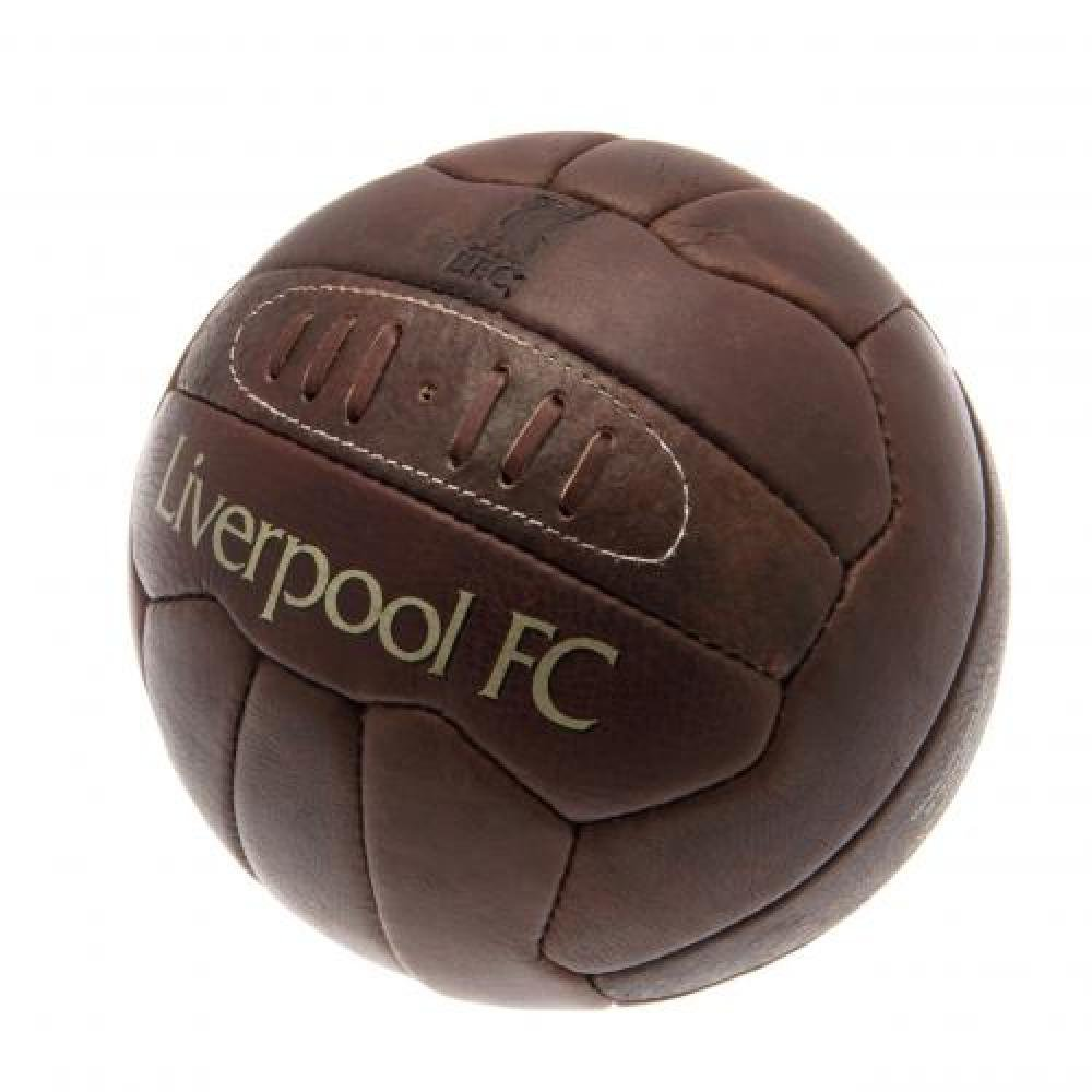 Liverpool FC Official Football Gift Retro Heritage Football A Great Christmas Birthday Gift Idea For Men And Boys