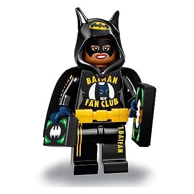 LEGO The Batman Movie Series 2 Collectible Minifigure - Bat-Merch Batgirl (71020): Toys & Games