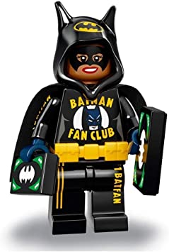 sh305 70902 The LEGO Batman Movie Batgirl Minifigure