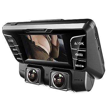 Lente HD Tarjeta de Video 128G Coche CAM DVR Noche SD Vision ...