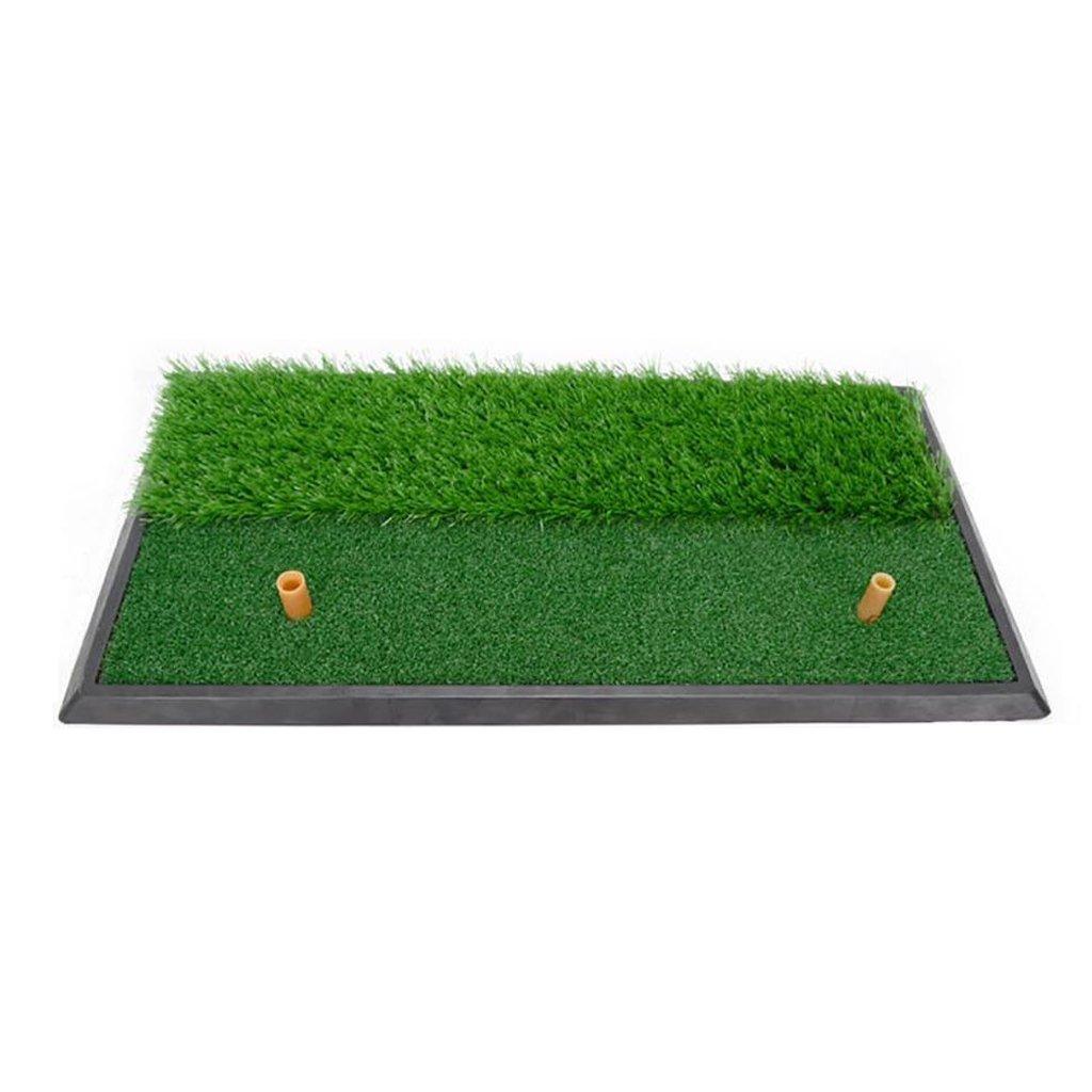 QAR インドアゴルフスイングトレーナーゴルフマット 014  2# B07H7G39QF