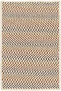 product image for Chapman Wool Rugs, 4' x 4' Square, Autumn Blend Natural