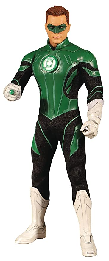 b790ba835975 Amazon.com  Mezco One  12 Collective  DC Green Lantern Hal Jordan Action  Figure