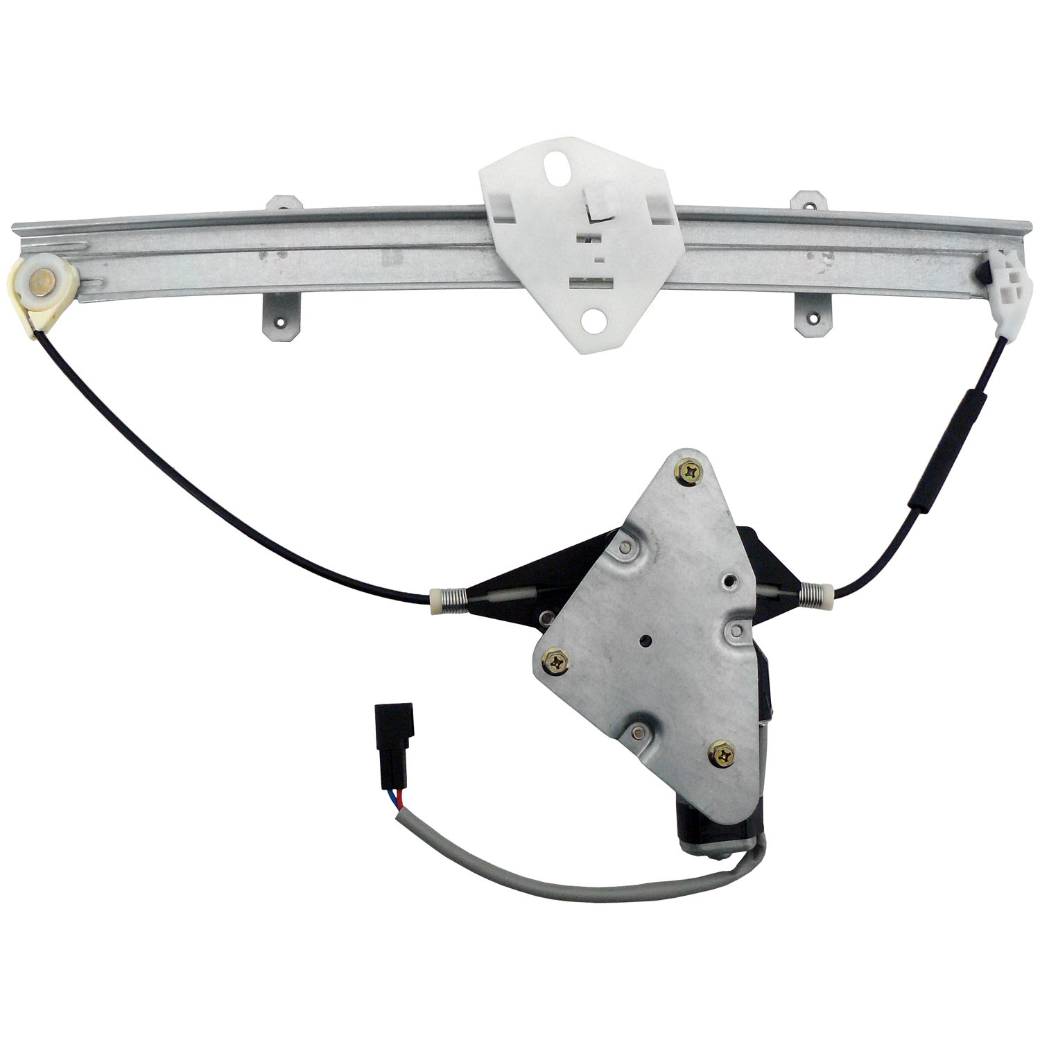 ACDelco 11A81 Professional Front Driver Side Power Window Regulator with Motor