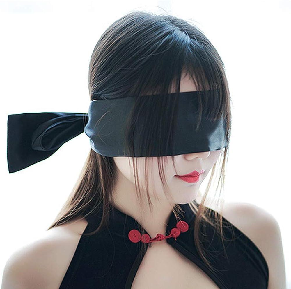 Erotic Underwear Black//Red Eye Mask Erotic Eye Mask Stage//Prop Cloth Accessories