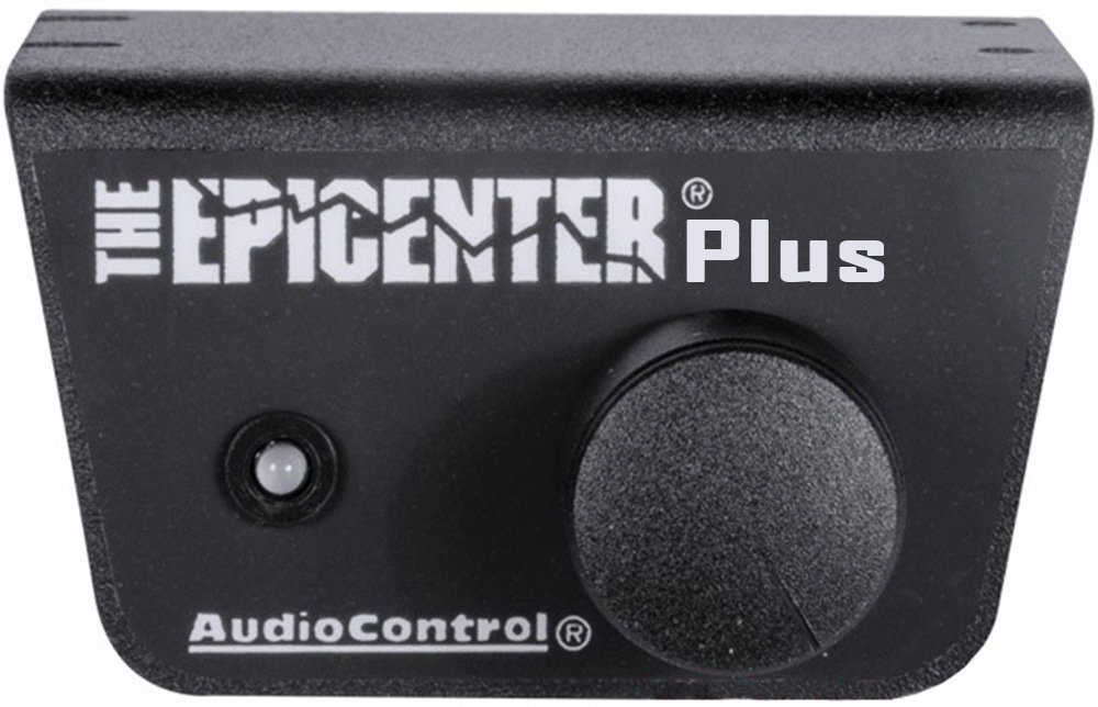 AudioControl EPICENTER Plus White Bass Restoration Processor W/ Interface
