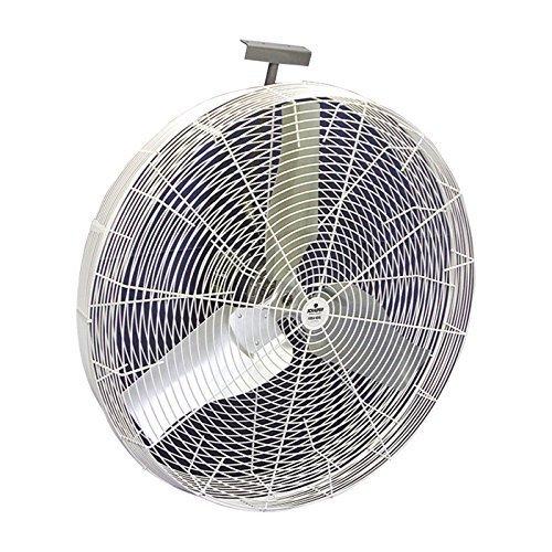 Schaefer 36DF Direct Flow Fan with Basket Guards, ()