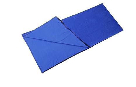 Xin Su Envelope Saco De Dormir De Forro Polar De Doble Cara Forro De Saco De
