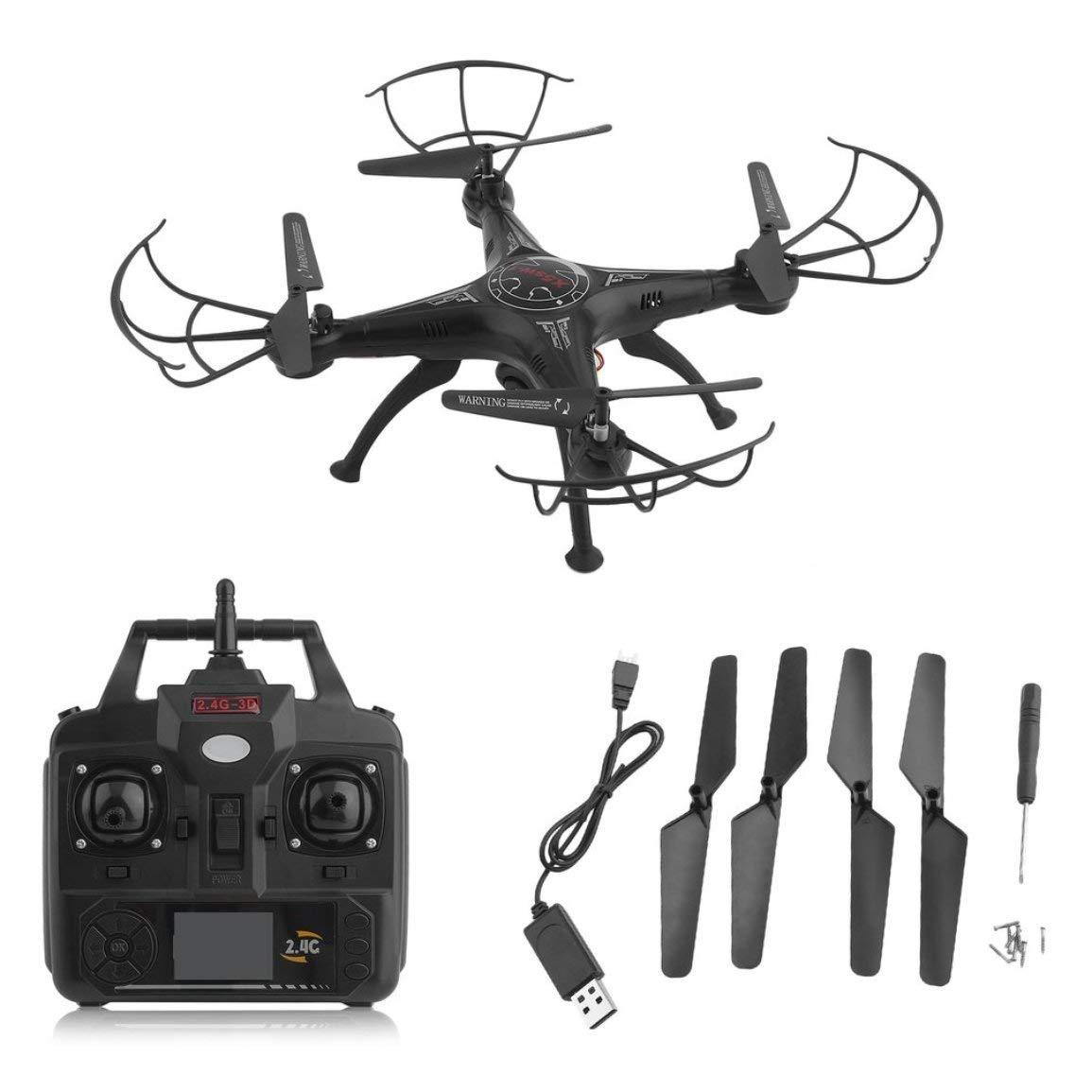 Fantasyworld X5SW-1 6-Achsen Gyro RC Quadcopter 2.4G 4 CH Drone Drone Drone Compact RC Hubschrauber mit 0.3MP Wifi FPV Kamera-Fotografie-Videogerät 0dcf3c